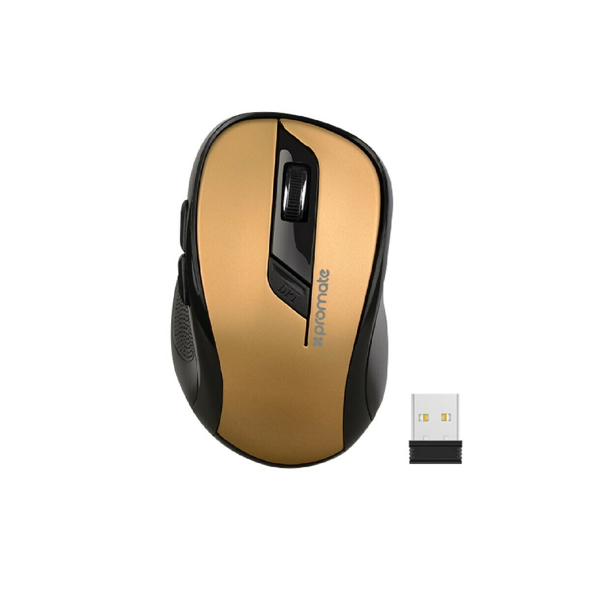 Clix-7 Ergonomic 2.4GHz Wireless Mouse