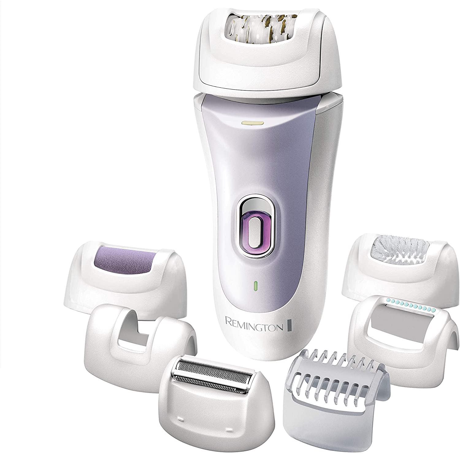 Remington SMOOTH & SILKY 7 IN 1 EPILATOR EP7035