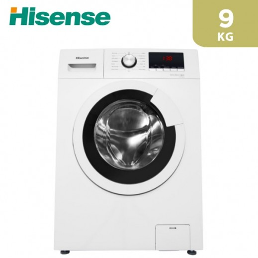 Hisense WFKV9014 | 9KG Front Load Washing Machine غسالة اوتوماتيك